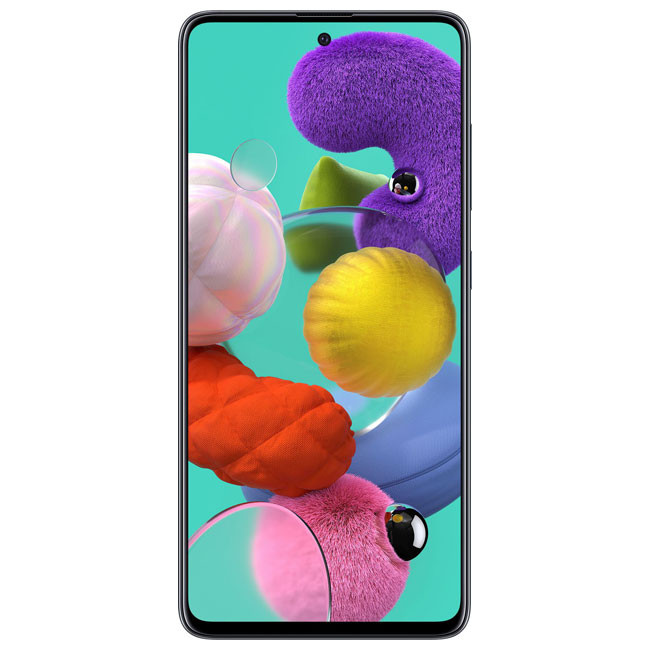 Samsung A515F Galaxy A51 2020 4/128GB (Black)