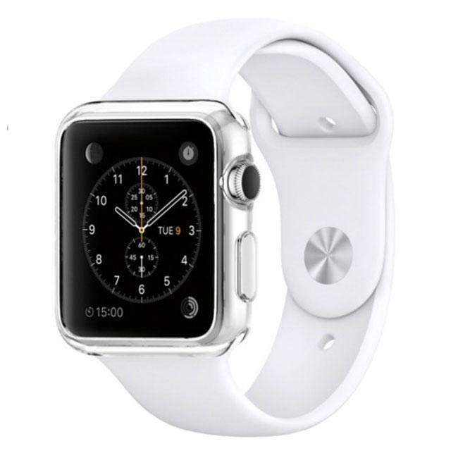 Чехол Spigen Liquid для Apple Watch 38 мм Crystal (SGP11484)