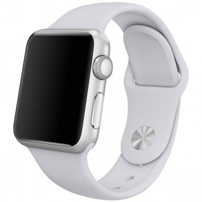 Ремешок Apple Watch 42mm Sport Band Fog (MLJU2)