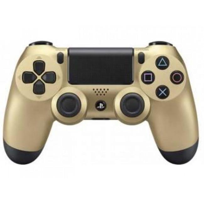 Геймпад Sony DualShock 4 V2 (Gold)