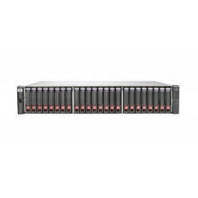 Система хранения данных NAS HP 2324FC DC Modular Smart Array (AJ797A)