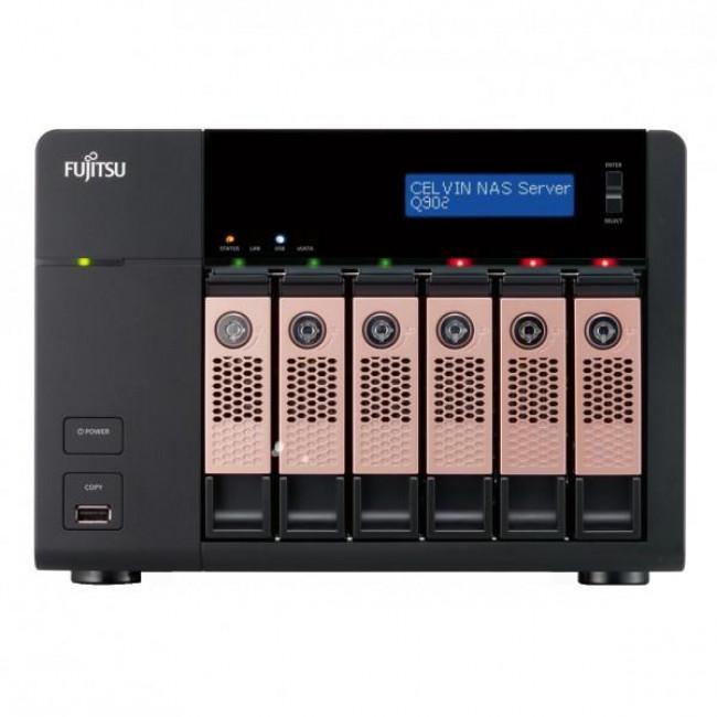 Система хранения данных Fujitsu CELVIN NAS Q905 (S26341-F105-L905)