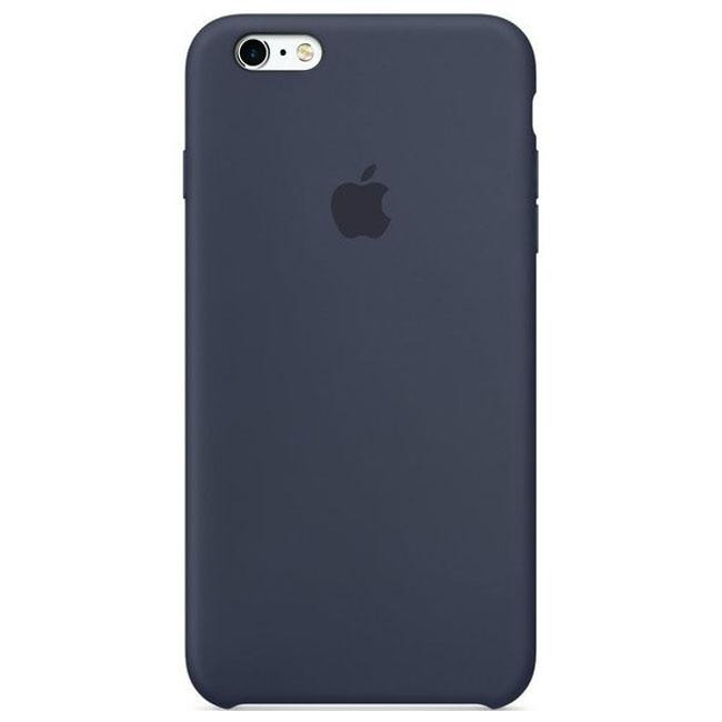Чехол Apple iPhone 6s Plus Silicone Case Charcoal Gray (MKXJ2)