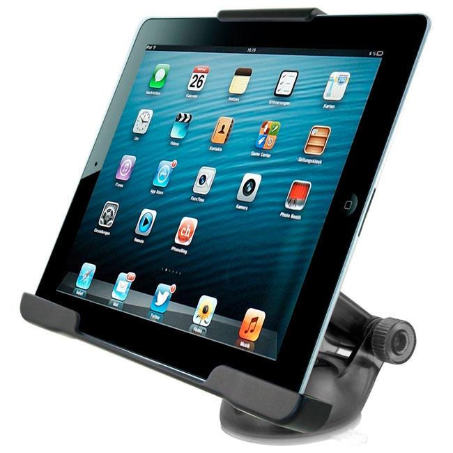Держатель iOttie Easy Smart Tap iPad Car & Desk Mount Black (HLCRIO107)