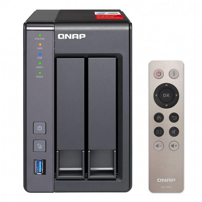 Система хранения данных NAS QNAP (TS-251+-8G)