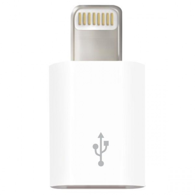 Apple Lightning to Micro USB (MD820)
