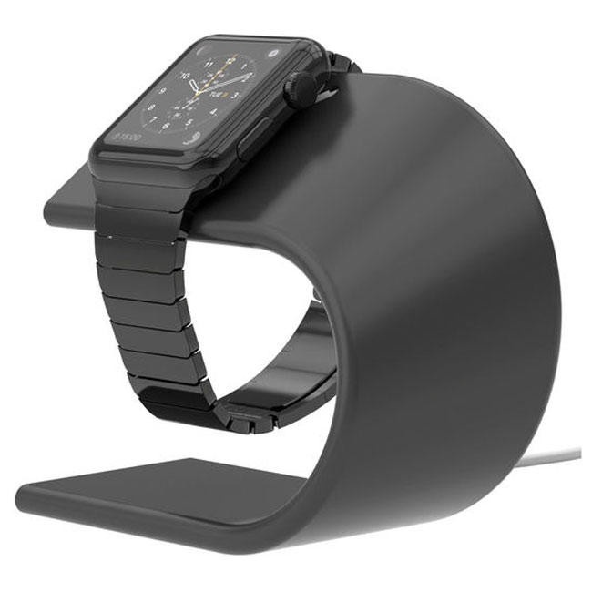 Подставка Nomad Apace Gray Stand Apple Watch Charger - STAND-APPLE-SG-001