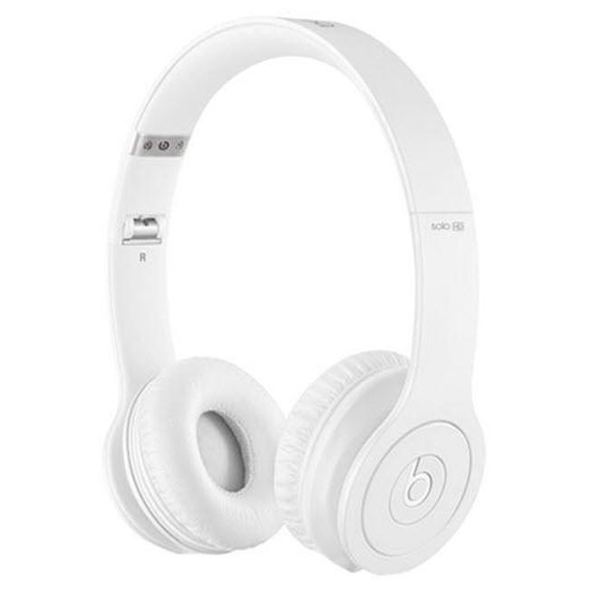 Наушники BEATS Solo HD Monochromatic White (848447007394)