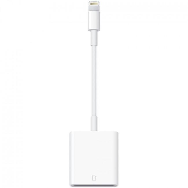 Apple Lightning to SD Card Reader (MD822)