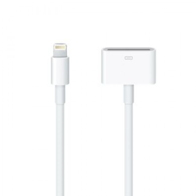 Apple Lightning to 30-pin Adapter 0,2 м (MD824)