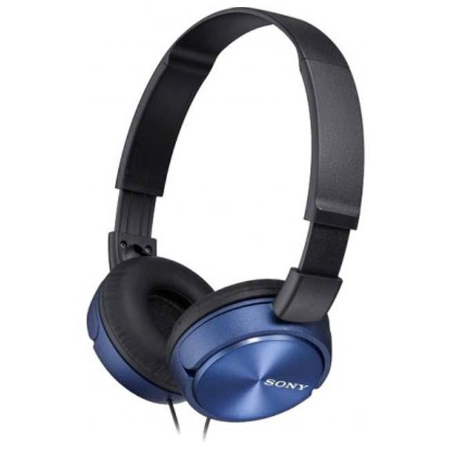 Наушники SONY MDR-ZX310 Blue (MDRZX310L.AE)