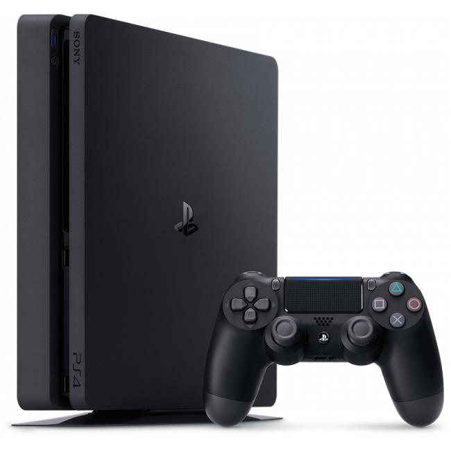 Sony PlayStation 4 Slim (PS4) 1TB Black