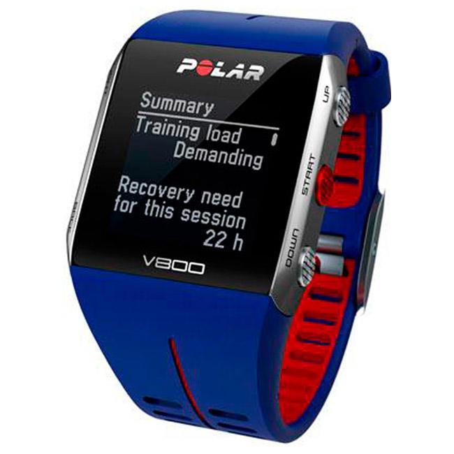 Смарт-часы Garmin Polar V800 (Blue/Gray)