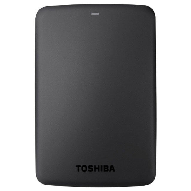Жесткий диск Toshiba Canvio Basics Portable Drive 2TB HDTB320EK3CA 3.0 Black