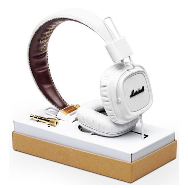 Наушники Marshall Headphones Major White (4090480)