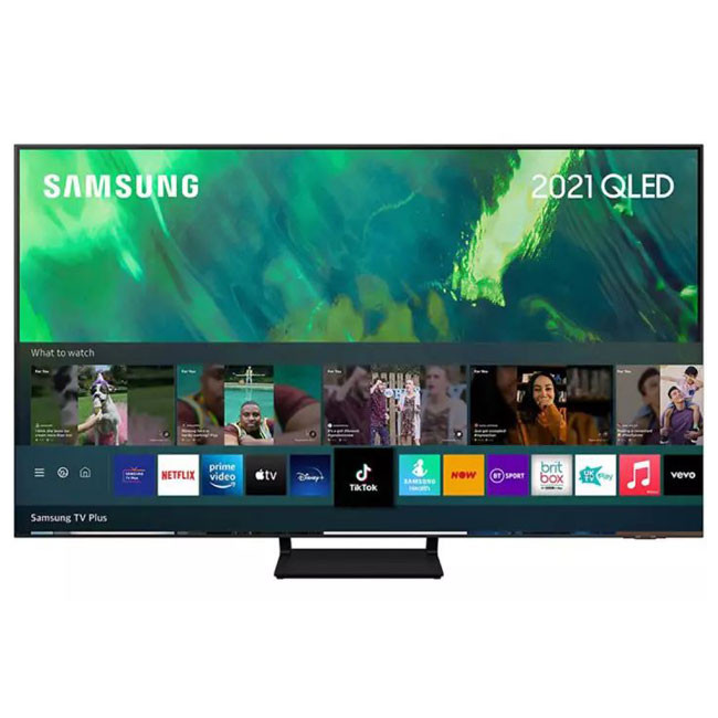 Телевизор Samsung QE55Q70AAUXUA