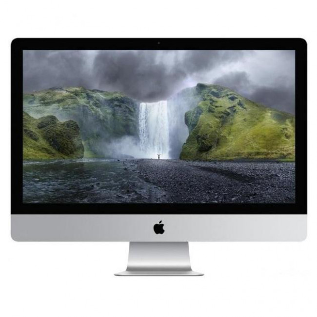 "Apple iMac 27"" with Retina 5K display (Z0QX000BK) 2014"