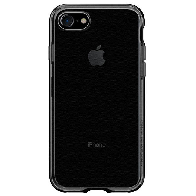 Чехол-накладка Spigen Case Neo Hybrid Crystal Jet Black for iPhone 7 (SGP-042CS20838)