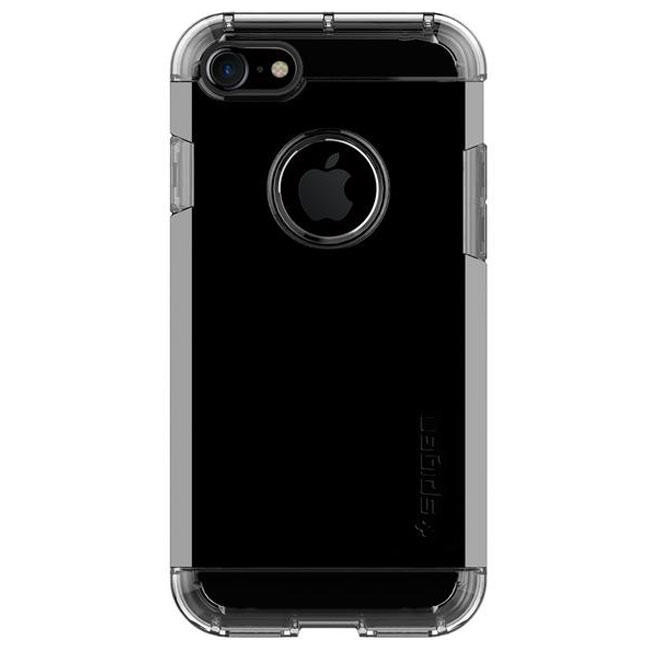 Чехол-накладка Spigen Case Tough Armor Jet Black for iPhone 7 (SGP-042CS20843)