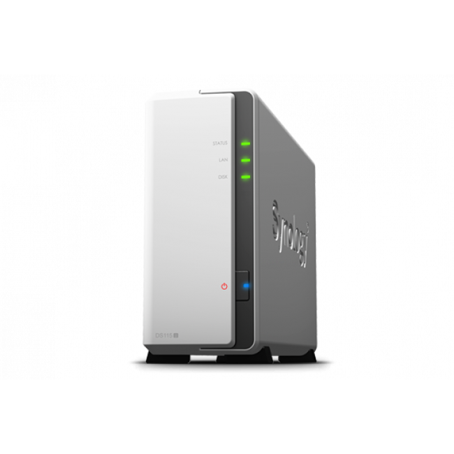 Система хранения данных NAS Synology DS115J (DS115j)