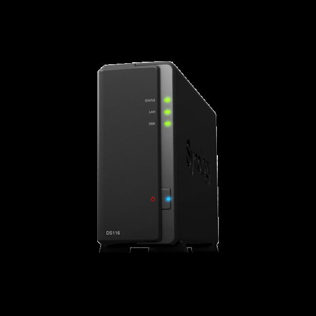 Система хранения данных NAS Synology DS116 (DS116)