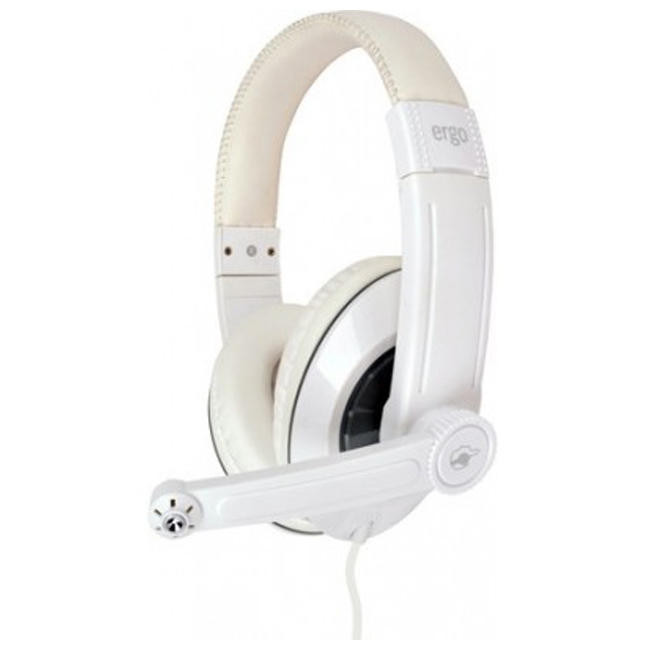 Гарнитура ERGO VM-290 White (VM-290 White)