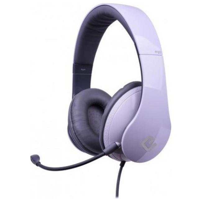 Гарнитура ERGO VM-390 Grey (VM-390 Grey)
