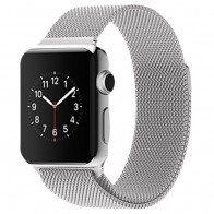 Ремешок Apple Watch Milanese Loop (42mm/44mm) Silver