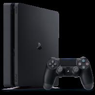 Sony PlayStation 4 Slim (PS4) 1TB Black