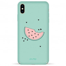 Чехол Pump Tender Touch Case for iPhone XS Max Watermelon