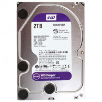 HDD Western Digital Purple 2TB 64MB 5400rpm 3.5 SATA II (WD20PURZ)