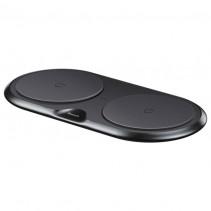 Беспроводное ЗУ Baseus Dual Wireless Charger (Plastic style) (WXSJK-01) на два устройства (Black)