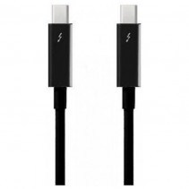 Кабель Apple Thunderbolt 0.5m CableBlack (MF640ZM/A)