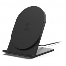 Беспроводное ЗУ Belkin Qi Wireless Charging Stand Universal 5W (Black) (F7U070BTBLK)
