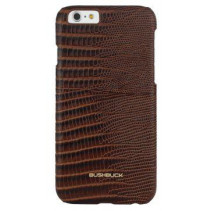 Чехол-накладка Bushbuck Lizard for iPhone 6/6S Brown (IP6LZBN)