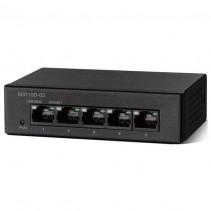 Коммутатор Cisco SB SG110D-05 5-Port Gigabit Desktop Switch