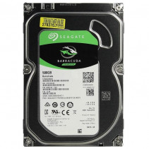 HDD Seagate BarraCuda HDD 500GB 7200rpm 32MB 3.5 SATA III (ST500DM009)