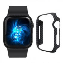Ремешок Pitaka Air Case Black/Grey for Apple Watch 44mm (KW1002A)