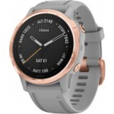 Спортивные часы Garmin Fenix 6S Rose Gold-tone with Powder Gray Band (010-02159-21)