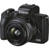 Фотоаппарат Canon EOS M50 Mark II Kit 15-45mm IS STM (Black)