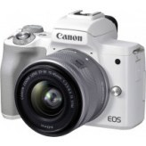 Фотоаппарат Canon EOS M50 Mark II Kit 15-45mm IS STM (White)