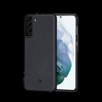 Чехол Pitaka MagEZ Case Twill Black/Grey for Samsung Galaxy S21 (KS2101)