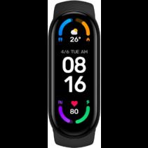 Xiaomi Mi Band 6 Black (XMSH15HM)