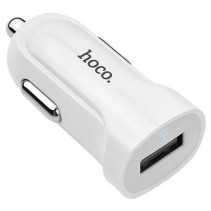 Автомобильное ЗУ Hoco Z2 Lightning 1 USB Port 1.5A