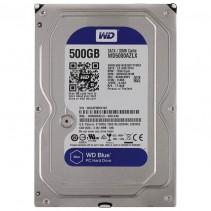 HDD Western Digital Blue 500GB 7200rpm 32MB 3.5 SATAIII (WD5000AZLX)