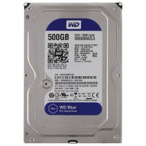 HDD Western Digital Blue 500GB 7200rpm 32MB 3.5 SATAIII (WD5000AZLX)