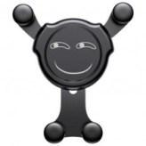 Автомобильный держатель Baseus Emoticon Gravity (Black) (SUYL-EMHJ)