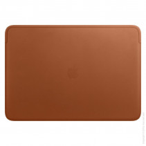Чехол Apple Leather Sleeve for 16-inch MacBook Pro (Saddle Brown) MWV92