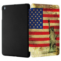 Чехол-книжка Wow case Covermate plus for iPad 2018 (New) / 2017 (America Flag)