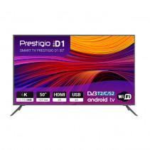 "Телевизор Prestigio D1 50"" (D1TV50SS05X_UA_GR_D1TV)"